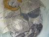 100 x 100 cm Acryl auf Leinwand 2009