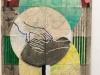 Acryl auf Papier, Mischtechnik 119 x 84 cm
